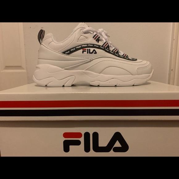 Women's Fila Shoes